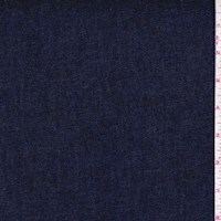 *1 7/8 YD PC--Dark Blue Denim