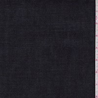 *1 5/8 YD PC--Darkest Navy Denim