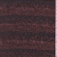 *3 YD PC--Mocha/Espresso Eyelash Chenille Knit