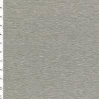 *8 1/2 YD PC--Heather Gray Jersey Knit