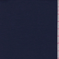 Ink Blue Cotton Knit