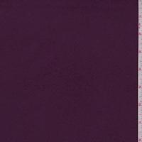 Mulberry Purple Cotton Twill