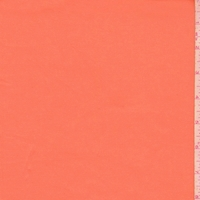 Tangerine Woven Cotton