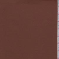 Copper Brown Cotton Twill