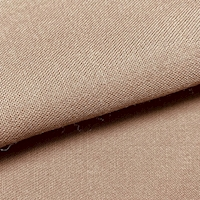 *7/8 YD PC--Golden Brown Tropical Wool Suiting