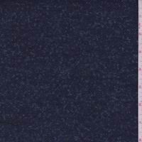 *5 1/4 YD PC--Navy/Blue Tweed Suiting