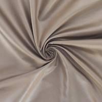 *5 1/4 YD PC--Metallic Taupe Beige Lining