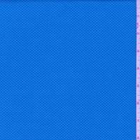*1 1/4 YD PC--Dark Turquoise Pique Activewear