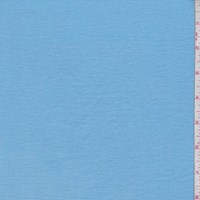 *4 7/8 YD PC--Bright Baby Blue Jersey Knit