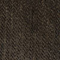 *1 YD PC--Soiled Brown/Black/Beige Chenille Twill Decorating Fabric