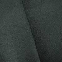 *1 YD PC--Basic Black Boiled Wool Blend Jacketing