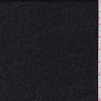 *3 3/8 YD PC--Heather Slate French Terry Knit