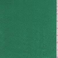 *3 1/8 YD PC--Kelly Green Hammered Silk Satin