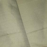 Sage Green/White Designer Semi-Sheer Silk Blend Dobby Woven