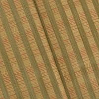 *9 YD PC--Brown/Rust/Multi Stripe Woven Home Decorating Fabric