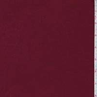 Garnet Red Jersey Knit