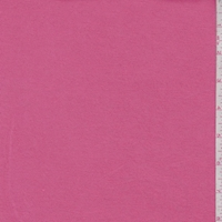 Deep Salmon Pink Rayon Jersey Knit