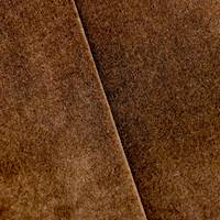 *4 1/2 YD PC -- Gingerbread Brown Mohair Velveteen Decorating Fabric