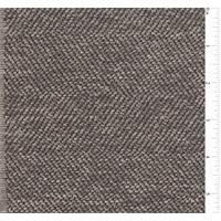 *1 1/2 YD PC -- Slate Brown/Gray Herringbone Boucle Home Decorating Fabric