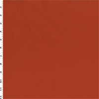 *2 YD PC -- Red-Orange Cotton Canvas Home Decorating Fabric