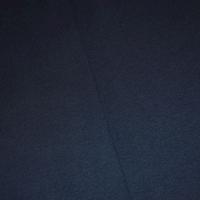 Inked Blue Tubular Rib Knit