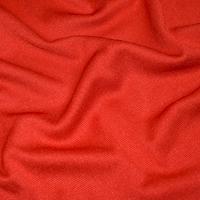Lipstick Red Tubular Rib Knit