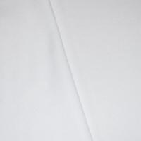 Powder White Tubular Rib Knit