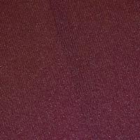 Mahogany Red Tubular Rib Knit