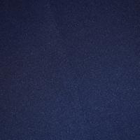 Deep Navy Blue Tubular Rib Knit