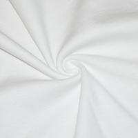 Blanc White Tubular Rib Knit
