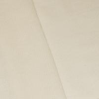 Cream Ivory Tubular French Terry Knit