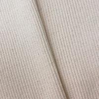 Natural Ivory Tubular Rib Knit