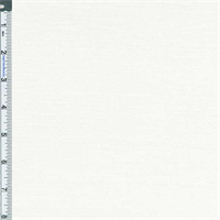 *2 5/8 YD PC--Ivory Slub Jersey Knit