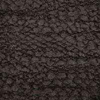 *2 YD PC--Dark Brown Wool Blend Chunky Texture Boucle Knit