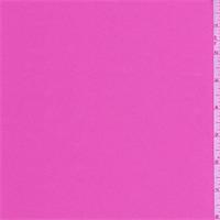*3 7/8 YD PC--Bubblegum Pink Polyester Satin