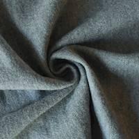 *2 1/2 YD PC--Pebble Gray Wool Blend Knit Jacketing