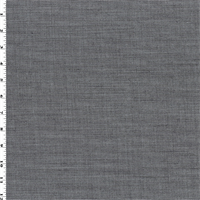 *1 7/8 YD PC--Gray Wool Micro Houndstooth