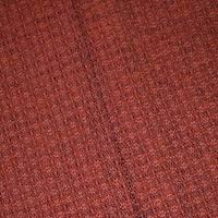 *3 YD PC--Sunset Red/Orange Indoor/Outdoor Textured Dobby Decor Fabric
