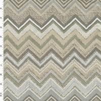 *2 YD PC--Grey/Beige Malibu Ryder Home Decorating Fabric