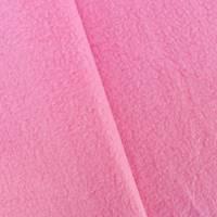 *1 YD PC--Bubble Gum Pink Double Sided Polar Fleece Knit