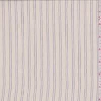*3 3/8 YD PC--Bare Pink Double Strpe Silk Chiffon