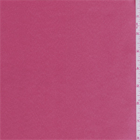 *1 YD PC--Watermelon Red Polyester Satin