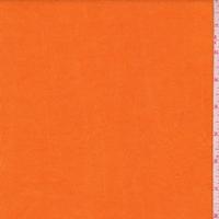 Bright Orange Slinky Knit