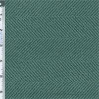 *1 1/8 YD PC--Bayberry Green Herringbone Home Decorating Fabric