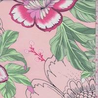 Blush Multi Floral Georgette