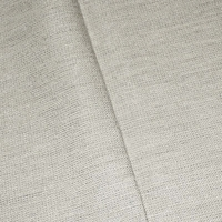 *7 1/2 YD PC -- Gray/Beige Indoor/Outdoor Textured Dobby Decorating Fabric