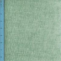 *2 YD PC--Designer Silverleaf Teal Rhythm Chenille Home Decorating Fabric
