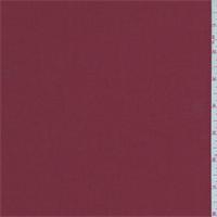 *3 1/8 YD PC--Deep Brick Red Gabardine Shirting