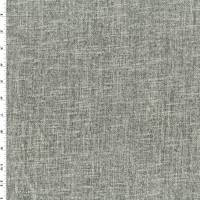 *7 YD PC--Knight Gray Chenille Home Decorating Fabric