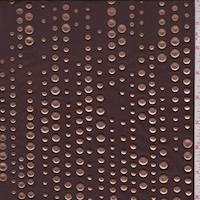 Mocha/Copper Dot Activewear
